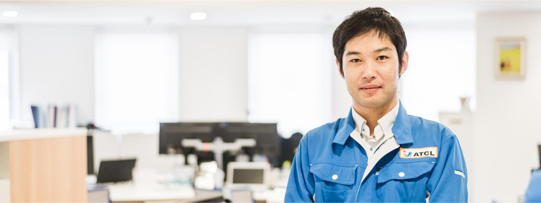 CEO Yasuyuki Yukinaga